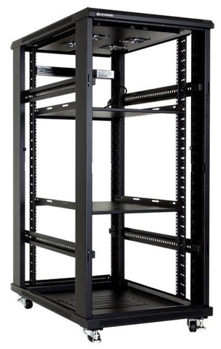 "LinkBasic Floor-Standing Cabinet 19"" 27U NCB27-610-IFA-C-STD"