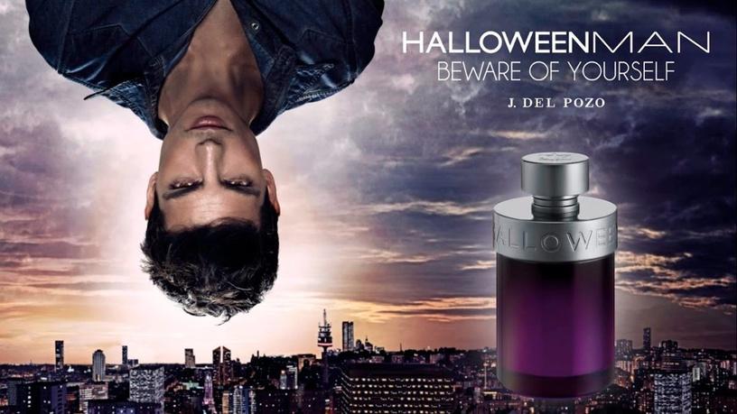Набор для мужчин Jesus Del Pozo Halloween Man 125 ml EDT + Deodorant Spray 150 ml