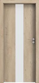 """Durų varčia """"Portafocus 2"""" ąžuolo 644x2030x40 kairinė"""