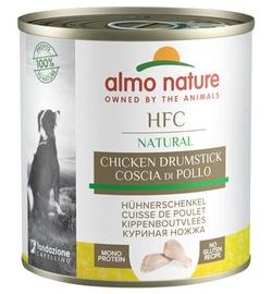 Almo Nature HFC Dog Food Chicken Drumstick 280g