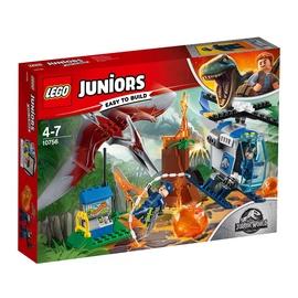Konstruktor LEGO Juniors Pteranodon Escape 10756