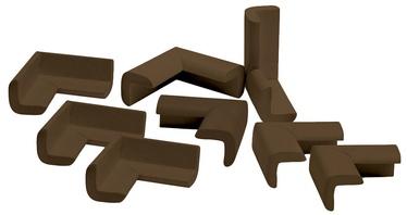 Nikidom Corner Guards Chocolate 8pcs