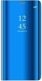 Mocco Clear View Case For Huawei P30 Blue