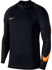 Nike Sweatshirt Drill Squad 859197 015 Black L