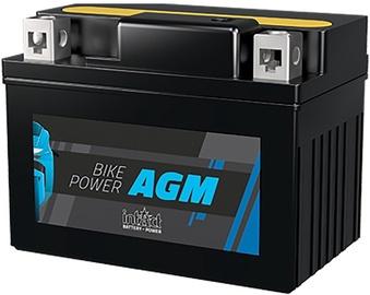 Аккумулятор IntAct YTX9A-BS, 12 В, 9 Ач, 120 а