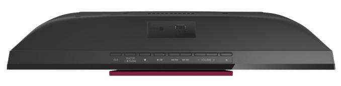 Muusikakeskus Panasonic SC-HC304EG-R, 10 W