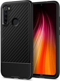 Spigen Core Armor Back Case For Xiaomi Redmi Note 8 Matte Black