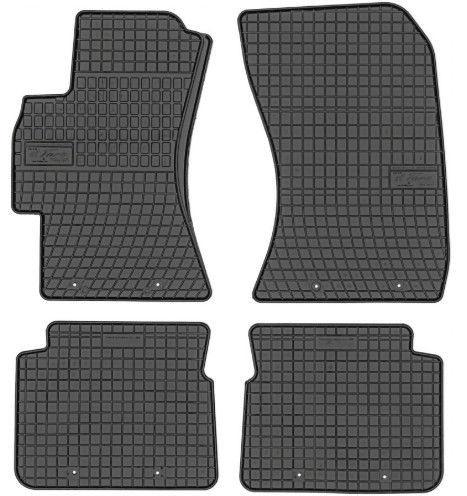 Резиновый автомобильный коврик Frogum Subaru Forester / Impreza / Legacy, 4 шт.