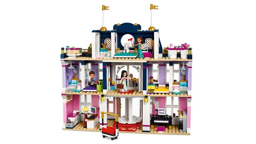Конструктор LEGO Friends Heartlake City Grand Hotel 41684, 1308 шт.