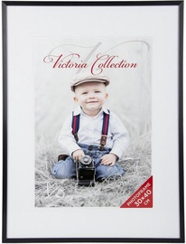 Victoria Collection Photo Frame Aluminium 30x40cm Black Matte