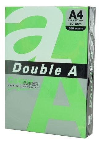 Бумага Double A, A4, 80 g/m², 500 шт.
