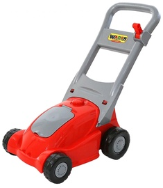 Wader Lawn-Mower with Sound Red