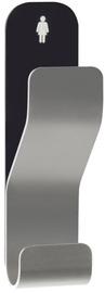Spirella Hook Anobile Lei 3x11cm Stainless Steel