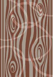 Ковер 8020-C KG2, красный/песочный, 140 см x 70 см