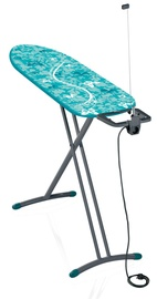 Leifheit Air Board M Solid Plus Gray/Turquoise