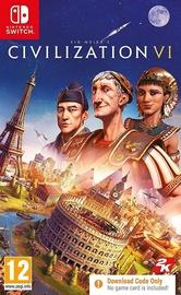 Sid Meier's Civilization VI - Digital Download SWITCH