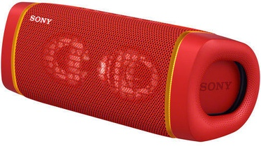 Sony SRS-XB33 Bluetooth Speaker Red