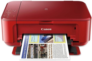 Tindiprinter Canon Pixma MG3650S Red, värviline
