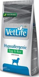 Farmina Vet Life Hypoallergenic Egg & Rice Dog 12kg