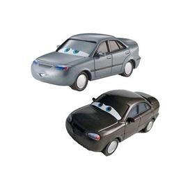 Žaislinių mašinėlių rinkinys Cars, 2 vnt DXV99