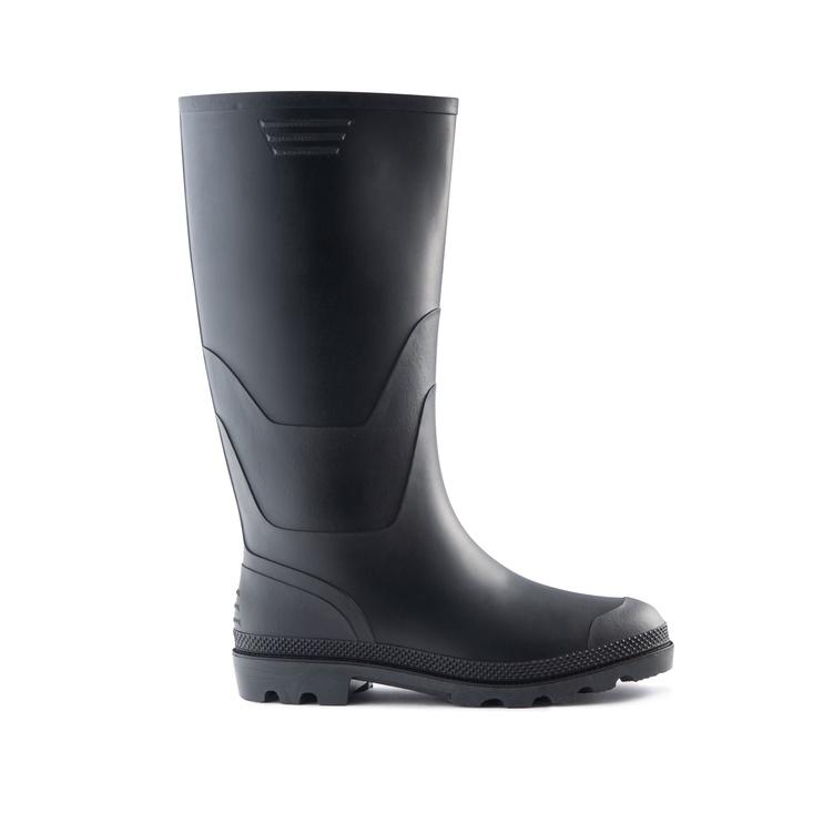 Резиновые сапоги SN Men Rubber Boots 900P Long 43 Black