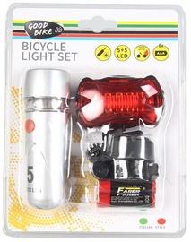 Велосипедный фонарь Good Bike KIT5 & 5LED Bicycle Light Set