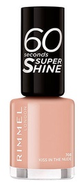 Rimmel London 60 Seconds Super Shine 8ml Nail Polish 708
