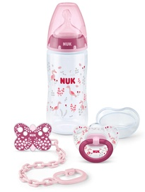 NUK First Choice Collection Best Wishes Set Pink SL86