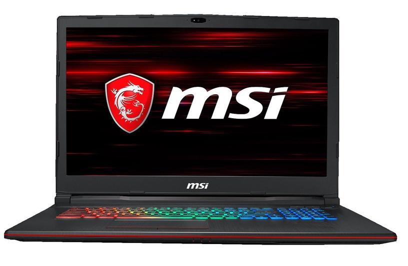 Nešiojamas kompiuteris MSI GP73 8RE-421XPL Leopard