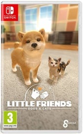 Little Friends: Dogs and Cats SWITCH