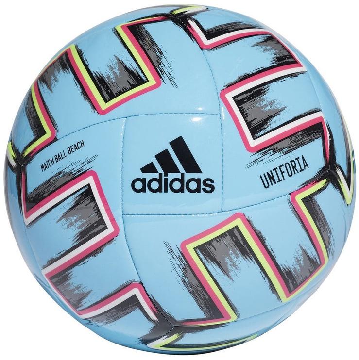 Adidas Uniforia Pro Beach Football FH7347 Blue Size 5