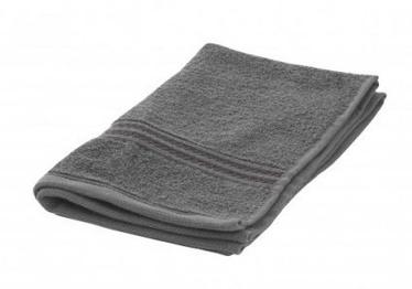 Axentia 116036 30 x 50cm Towel Grey