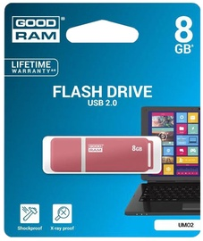 GoodRam UMO2 8GB USB 2.0 Orange