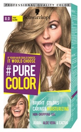 Schwarzkopf Pure Color Hair Color 8.0 True Blond