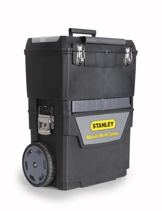 Коробка Stanley, черный