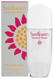Tualetinis vanduo Elizabeth Arden Sunflowers Summer Bloom 100ml EDT