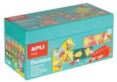 Apli Kids Domino Vehicles 13867