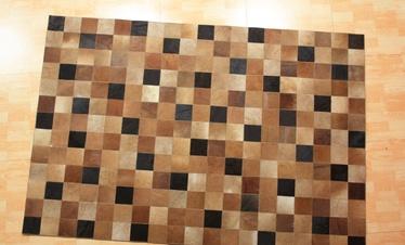 Karvės kailio kilimas 08, 1,5 x 2,2 m