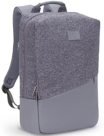 "Rivacase Backpack Egmont 15.6"" Grey"