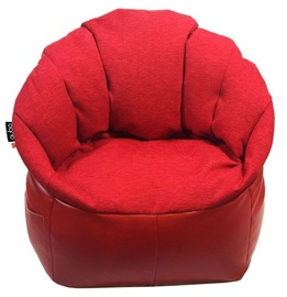 Qubo Bean Bag Shell Red Passion