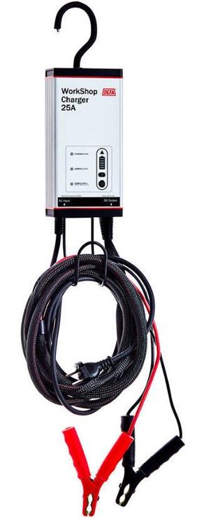 Зарядное устройство Defa Workshop, 12 В, 25 а