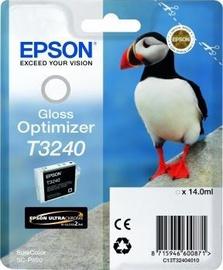 Epson Gloss Optimizer T3240 Ink Cartridge