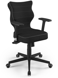 Entelo Nero Black Office Chair FC01 Black