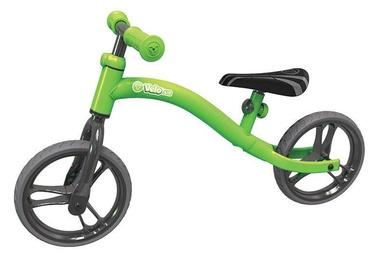 Vaikiškas dviratis Yvolution YVelo Air Balance Bike Green 100822