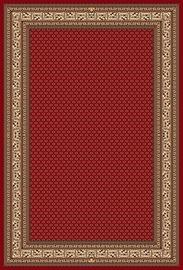Ковер Mutas Carpet 3642a_h0245, красный, 150 см x 100 см