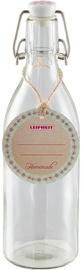 Leifheit Bottle Facette Glass Sleek 500ml
