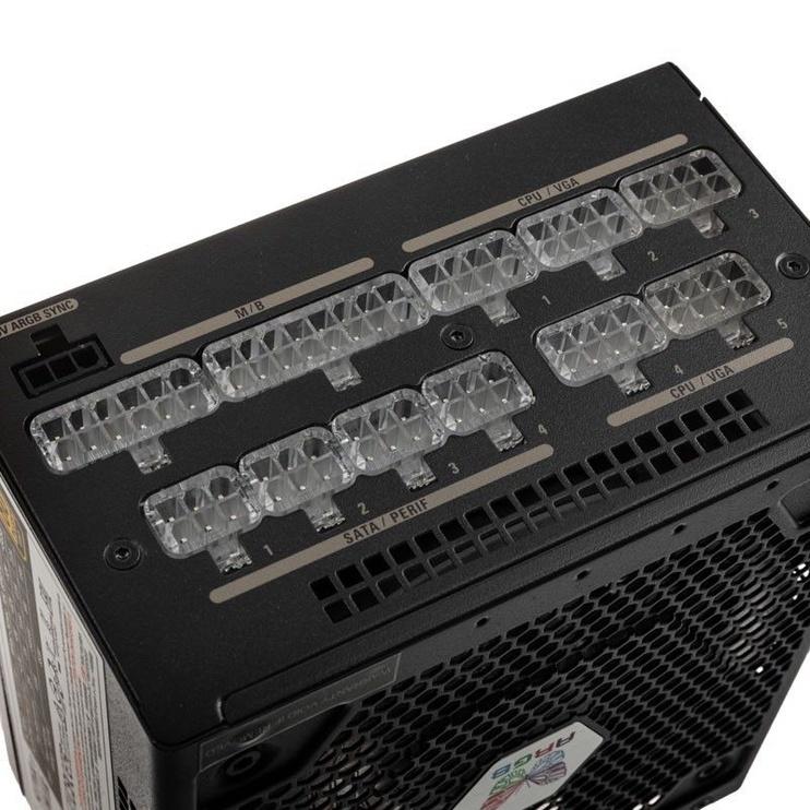 Super Flower Leadex III ARGB 80 Plus Gold 850W Black