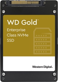"Western Digital Gold Enterprise-Class 1.92TB 2.5"" U.2 NVMe"