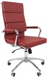 Офисный стул Chairman, красный