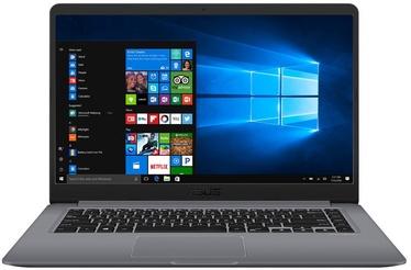 Nešiojamas kompiuteris Asus VivoBook 15 X510UA Grey X510UA-EJ1406T